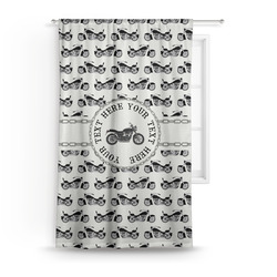 Motorcycle Curtain (Personalized)