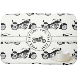 Motorcycle Dish Drying Mat (Personalized)