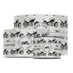 Motorcycle Drum Lamp Shade (Personalized)