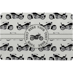 Motorcycle Comfort Mat (Personalized)