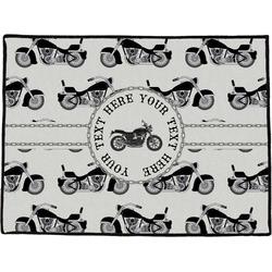 Motorcycle Door Mat (Personalized)
