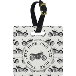 Motorcycle Luggage Tags (Personalized)
