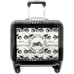 Motorcycle Pilot / Flight Suitcase (Personalized)