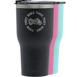 Motorcycle RTIC Tumbler - 30 oz (Personalized)