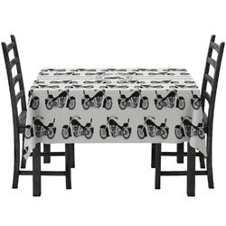Motorcycle Tablecloth (Personalized)