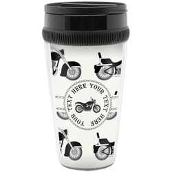 Motorcycle Travel Mugs (Personalized)
