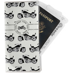Motorcycle Travel Document Holder