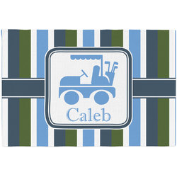 BM Stripes Placemat (Fabric) (Personalized)