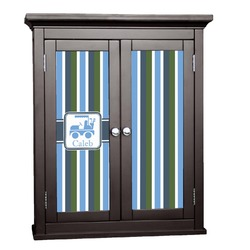 BM Stripes Cabinet Decal - Custom Size (Personalized)