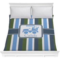 BM Stripes Comforter (Personalized)