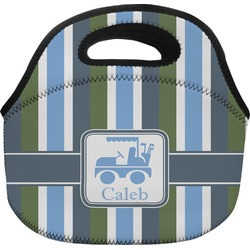 BM Stripes Lunch Bag (Personalized)