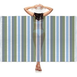 BM Stripes Sheer Sarong (Personalized)