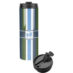 BM Stripes Stainless Steel Tumbler (Personalized)
