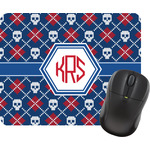 Knitted Argyle & Skulls Mouse Pads (Personalized)
