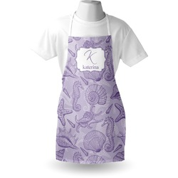 Sea Shells Apron (Personalized)