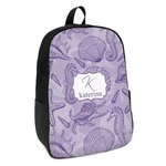 Sea Shells Kids Backpack (Personalized)