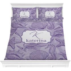 Sea Shells Comforters (Personalized)