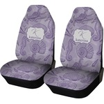 Sea Shells Car Seat Covers (Set of Two) (Personalized)