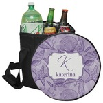 Sea Shells Collapsible Cooler & Seat (Personalized)