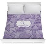 Sea Shells Comforter (Personalized)