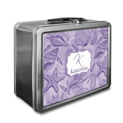 Sea Shells Lunch Box (Personalized)