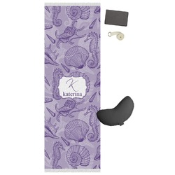 Sea Shells Yoga Mat (Personalized)