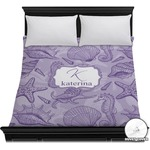 Sea Shells Duvet Cover (Personalized)