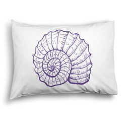 Sea Shells Pillow Case - Standard - Graphic (Personalized)