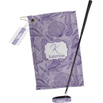 Sea Shells Golf Towel Gift Set (Personalized)