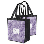 Sea Shells Grocery Bag (Personalized)