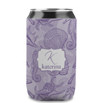 Sea Shells Can Sleeve (12 oz) (Personalized)