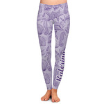 Sea Shells Ladies Leggings (Personalized)