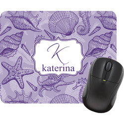 Sea Shells Mouse Pad (Personalized)