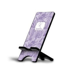 Sea Shells Cell Phone Stands (Personalized)