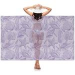 Sea Shells Sheer Sarong (Personalized)