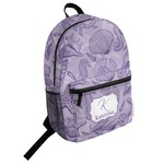Sea Shells Student Backpack (Personalized)