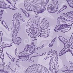 Sea Shells Wallpaper & Surface Covering