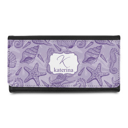 Sea Shells Ladies Wallet (Personalized)