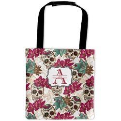 Sugar Skulls & Flowers Auto Back Seat Organizer Bag (Personalized)
