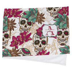 Sugar Skulls & Flowers Cooling Towel (Personalized)