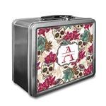 Sugar Skulls & Flowers Lunch Box (Personalized)