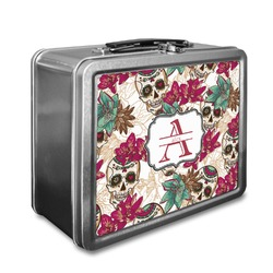 Sugar Skulls & Flowers Lunch Box (Personalized)