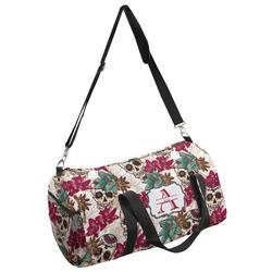Sugar Skulls & Flowers Duffel Bag - Multiple Sizes (Personalized)