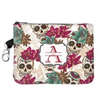 Sugar Skulls & Flowers Golf Accessories Bag (Personalized)
