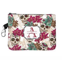 Sugar Skulls & Flowers Golf Accessories Bag (Personalized)
