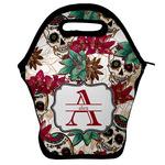 Sugar Skulls & Flowers Lunch Bag (Personalized)