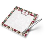 Sugar Skulls & Flowers Notepad (Personalized)
