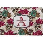 Sugar Skulls & Flowers Comfort Mat (Personalized)