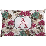 Sugar Skulls & Flowers Pillow Case (Personalized)