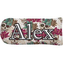 Sugar Skulls & Flowers Putter Cover (Personalized)